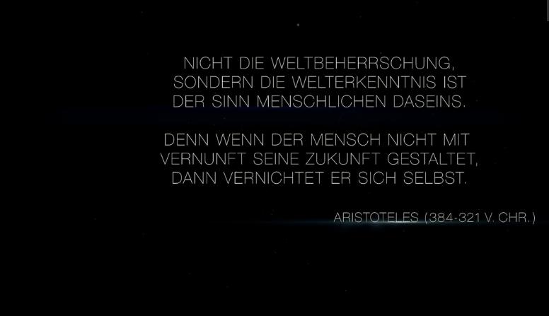 Film SUSTAINABLE II ANTHROPOCENE: Ja, zukunftsfähig!