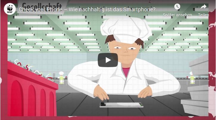 Ein Muss für alle Smartphone-Nutzer: Wie nachhaltig ist das Smartphone?