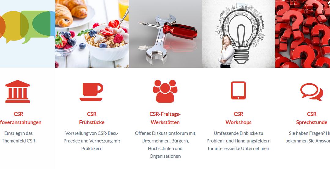 Neues Kompetenzzentrum für CSR in Bonn