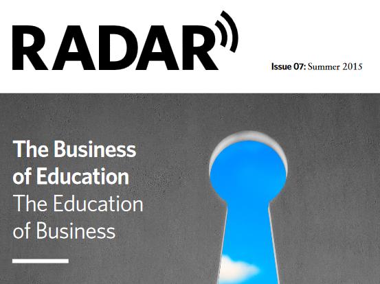 Business, Bildung und Nachhaltigkeit: Publikation von SustainAbility