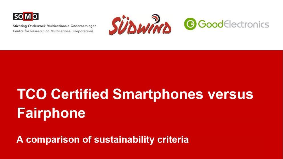 Faire Smartphones – noch ein weiter Weg zu gehen