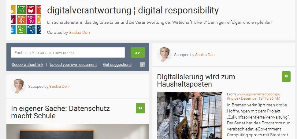 WiseWay-Blog um Digitalverantwortung erweitert