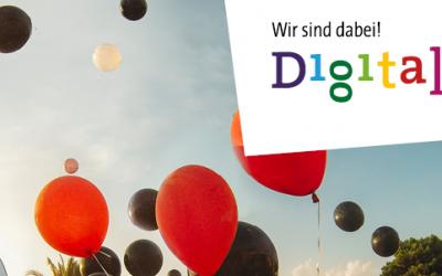 """Digitaltag 2020 #Wir sind dabei """"Corporate Digital Responsibility in der Praxis"""""""