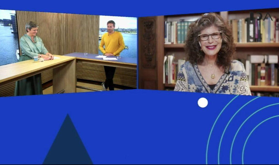 Nackt in die digitale Zukunft: Shoshana Zuboff und Margrethe Vestager im Dialog zu Big Tech, Europa und Demokratie