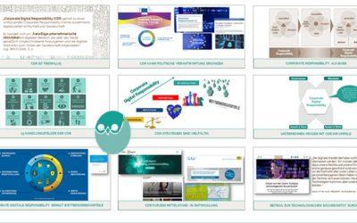 Corporate Digital Responsibility: 9 Kernaspekte im Überblick