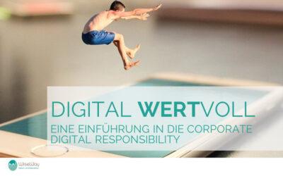 Digitaltag 2021: Corporate Digital Responsibility